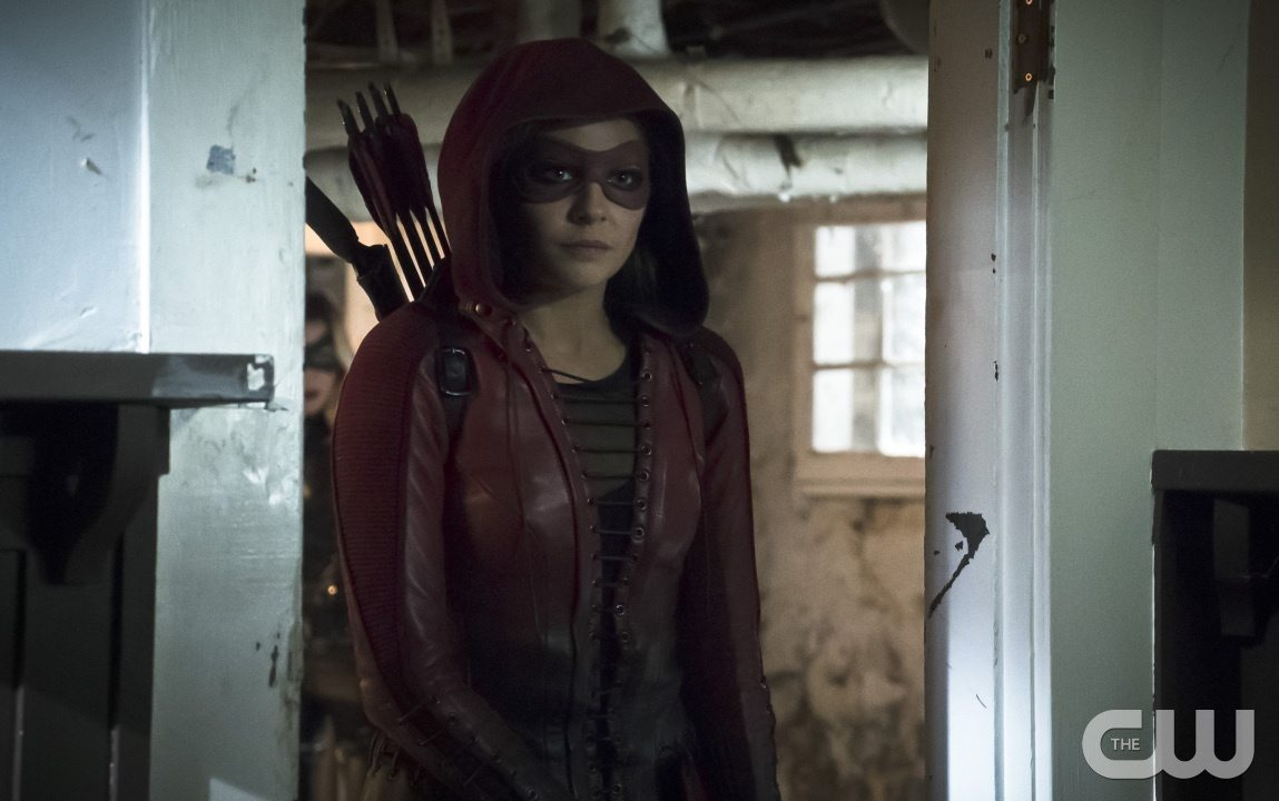 """Arrow -- """"Blood Debts"""" -- AR410B_0032b.jpg -- Pictured: Willa Holland as Speedy -- Photo: Katie Yu/ The CW -- �© 2015 The CW Network, LLC. All Rights Reserved."""