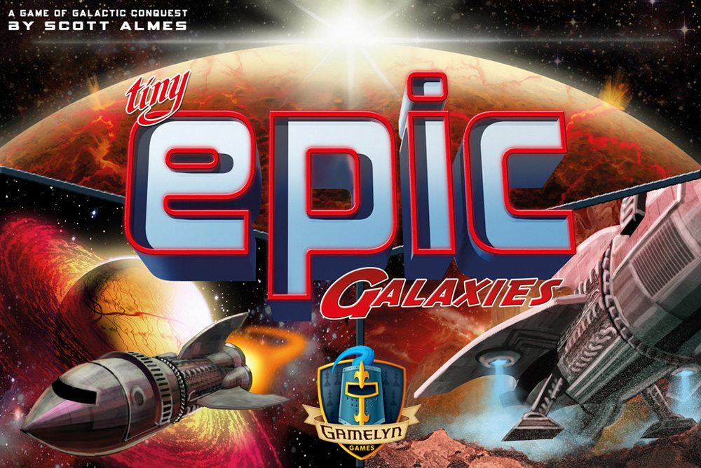Tiny Epic Galaxies cover