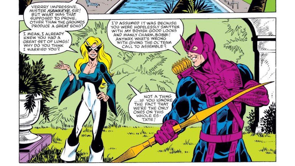 'West Coast Avengers' #1 (1984)