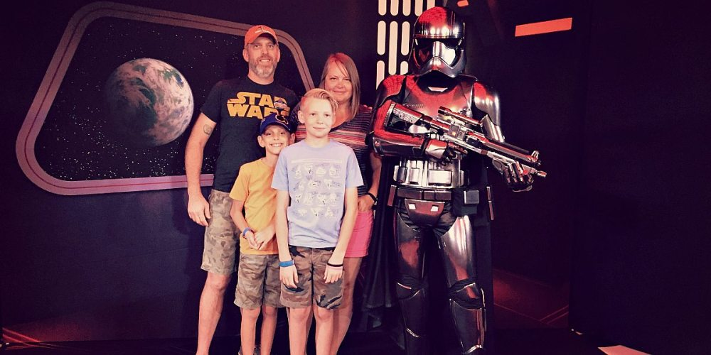 A Star Wars Cruise! Now from Disney Cruise Line