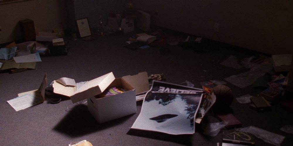 The X-Files Closed