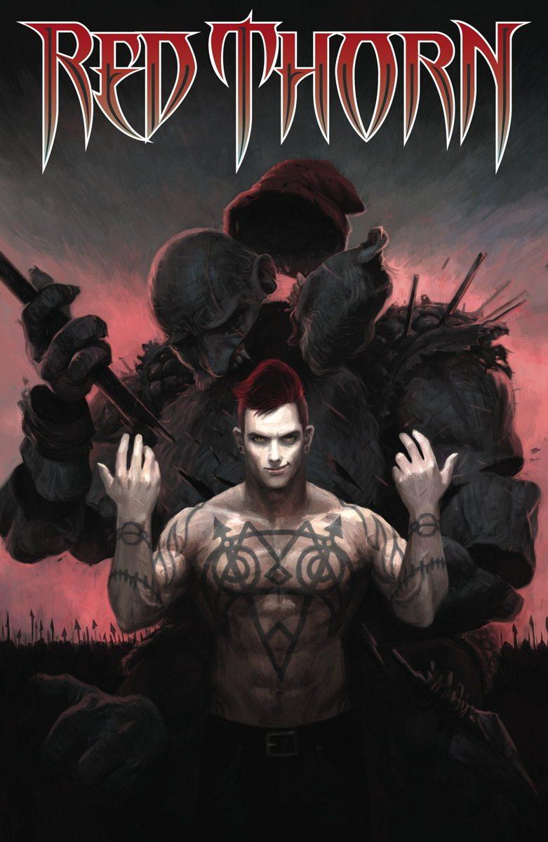 Red Thorn,David Baille Meghan Hetrick