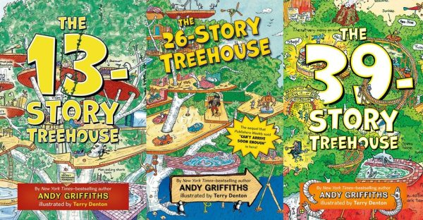 13-Story Treehouse series