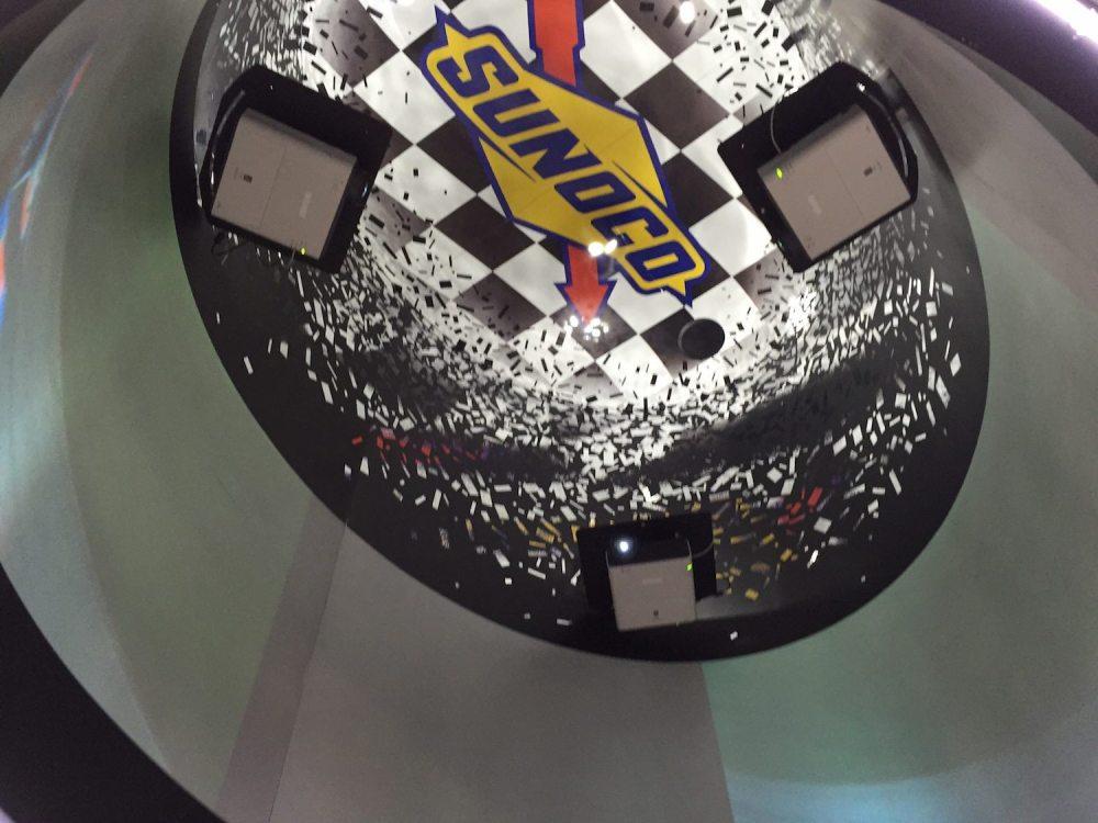 Daytona Speedway Sunoco