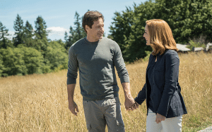 """Mulder and Scully in """"Babylon"""" © Fox/1013 Productions"""