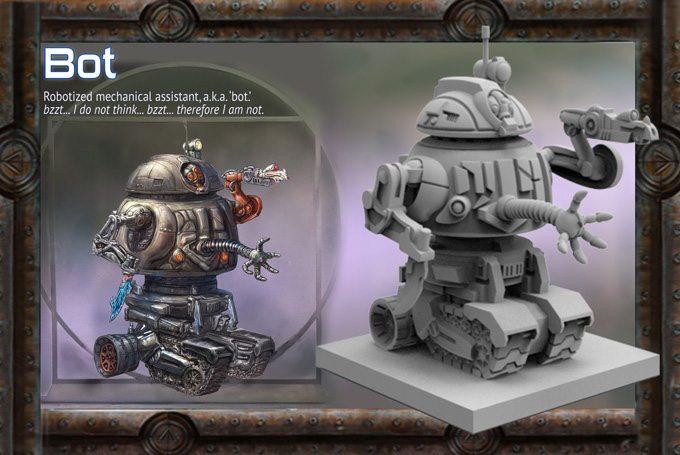 Battlestations Bot