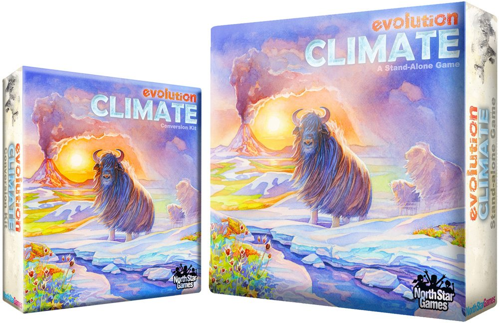 Evolution: Climate Boxes