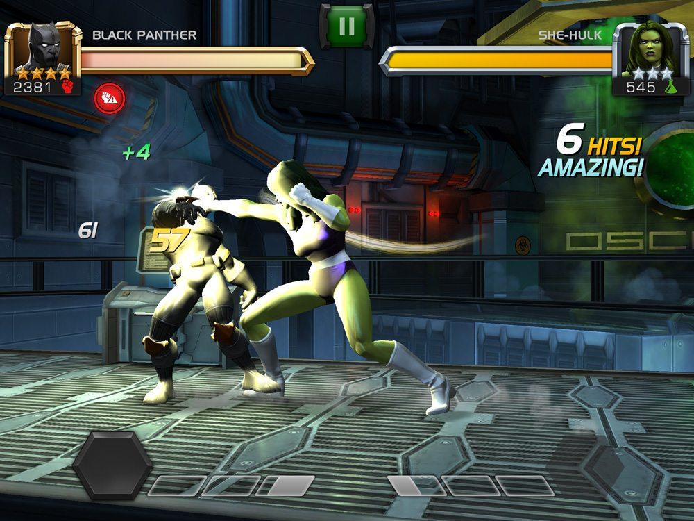 Marvel Contest of Champions She-Hulk