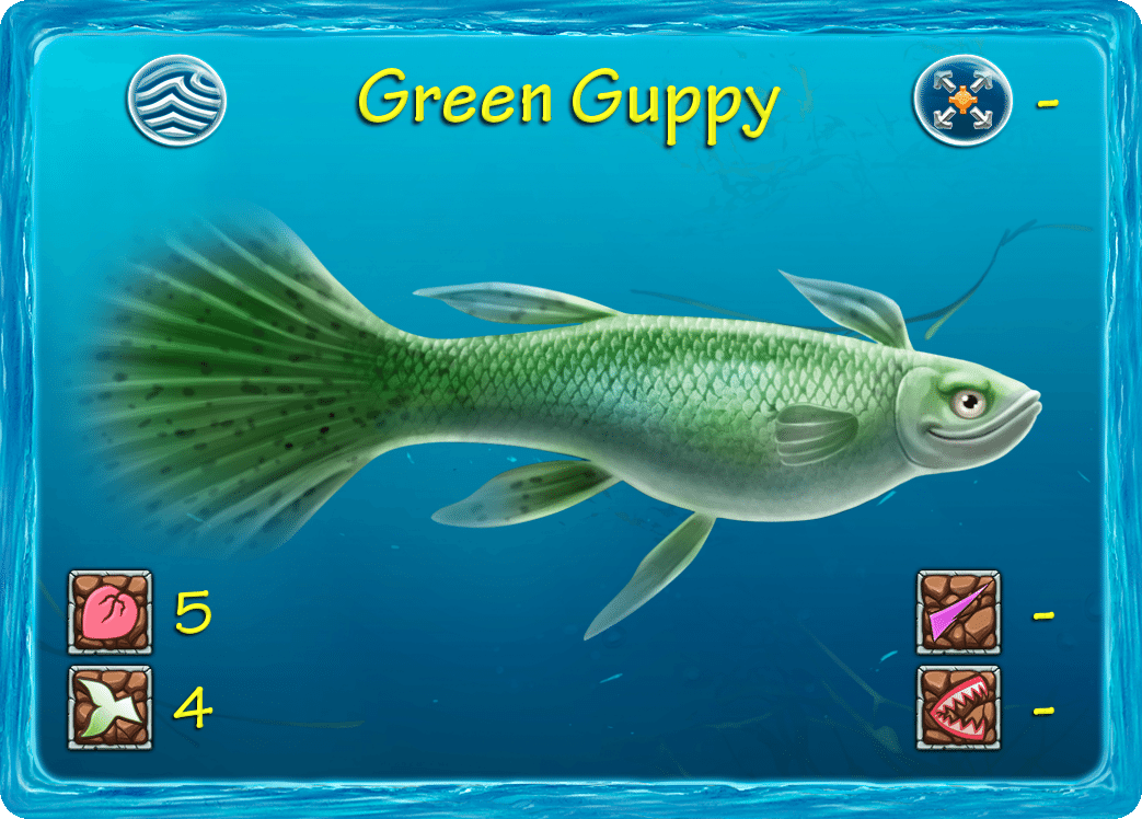 Green Guppy from ADAPT