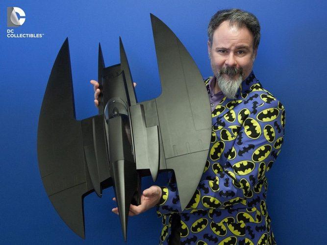I don't always hoard Bat-conveyances; but when I do...