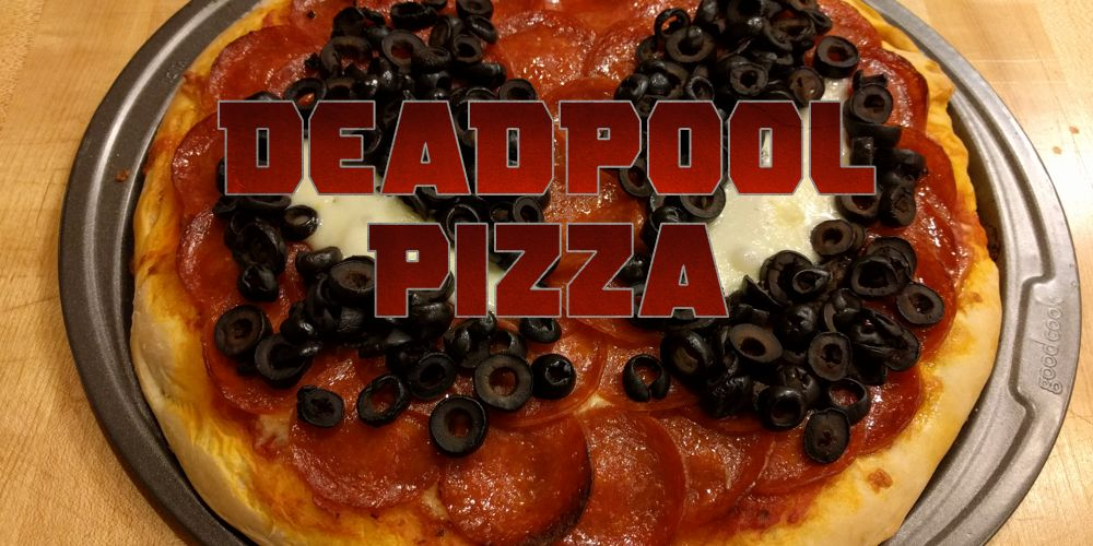Deadpool Pizza