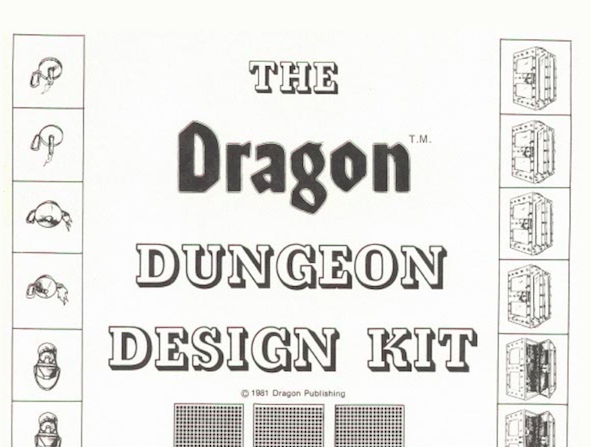 Dragon Dungeon Design Kit 1
