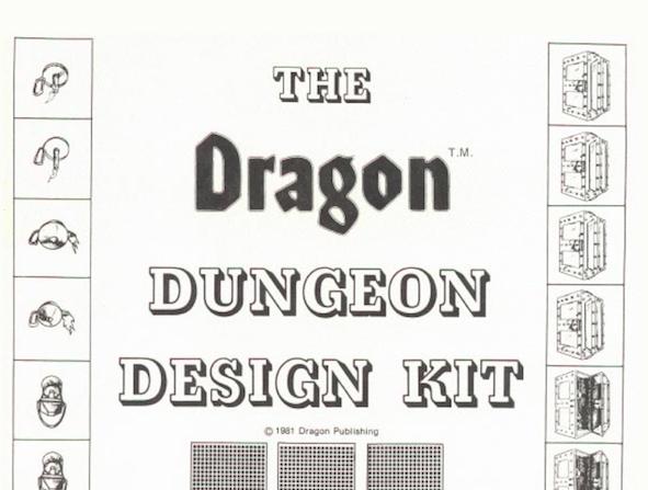 Dragon Dungeon Design Kit 1