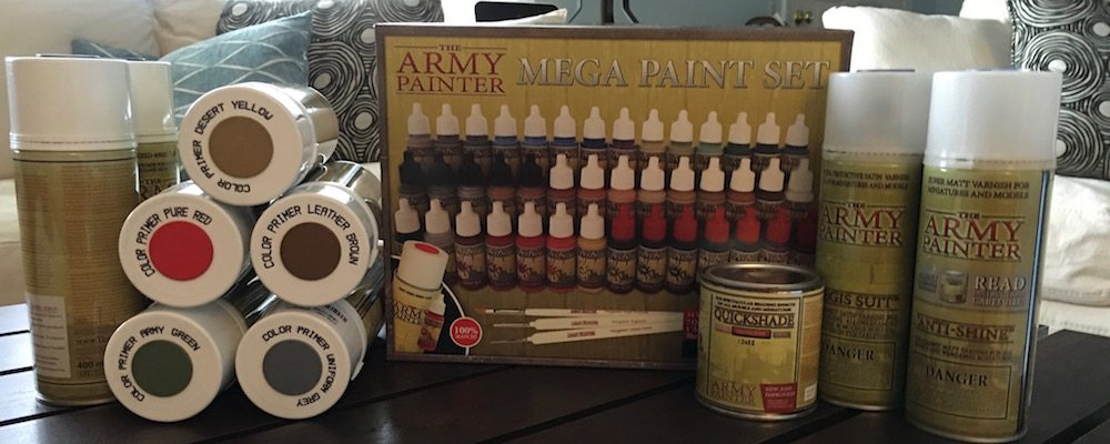 Enough paint for ALL of your armies! (Photo by Anthony Karcz)