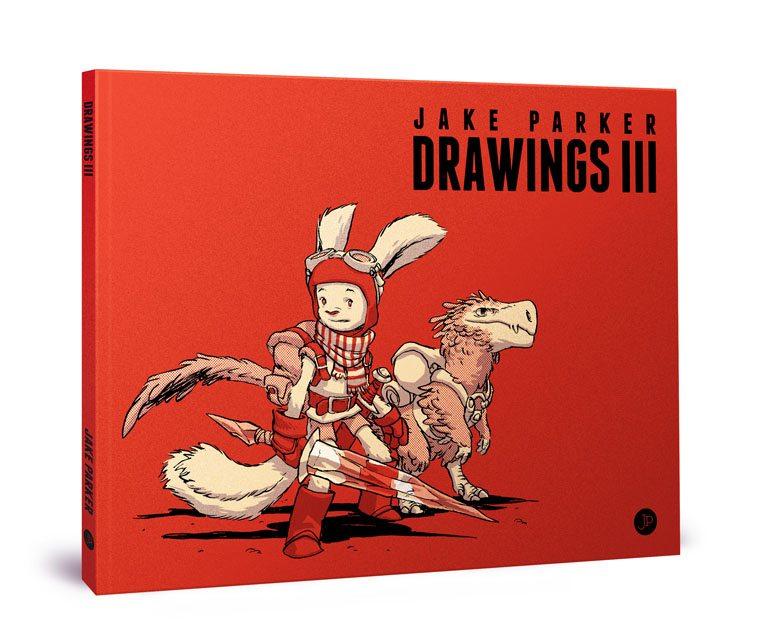 Jake Parker Drawings 3