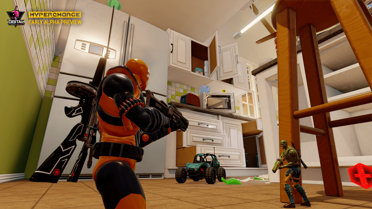 Hypercharge video game screenshot
