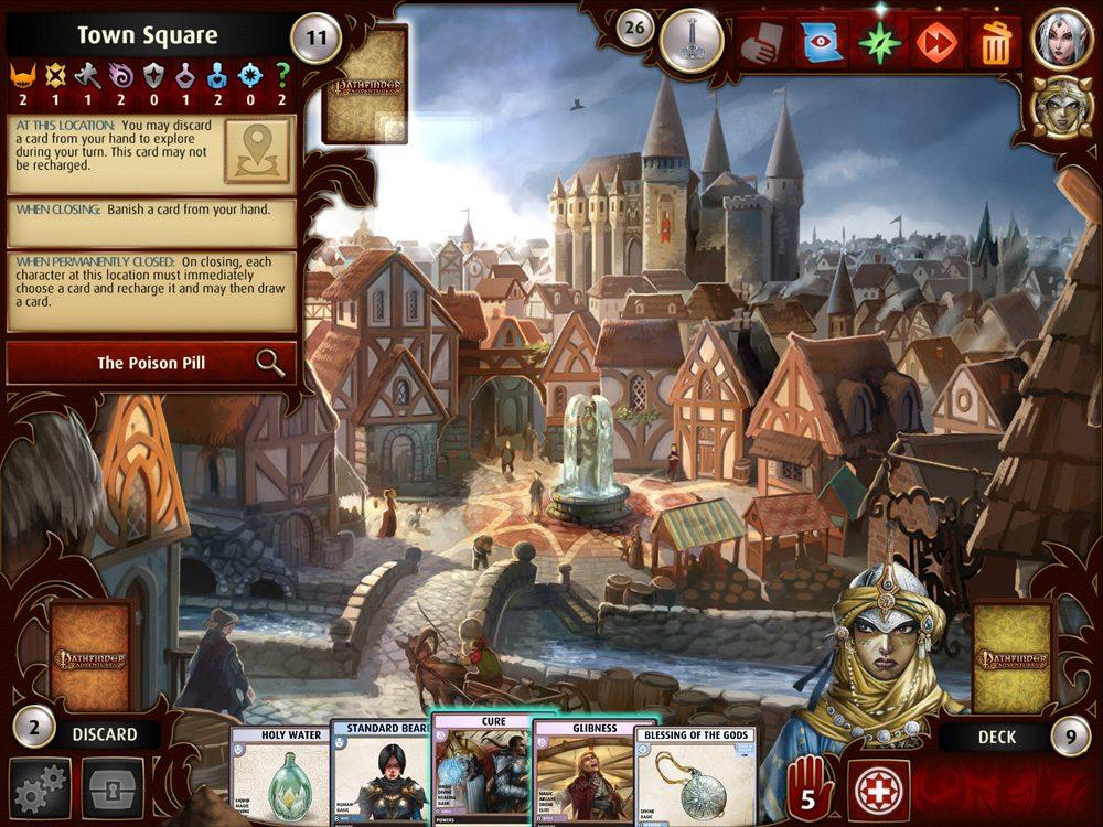 PathfinderAdventures background