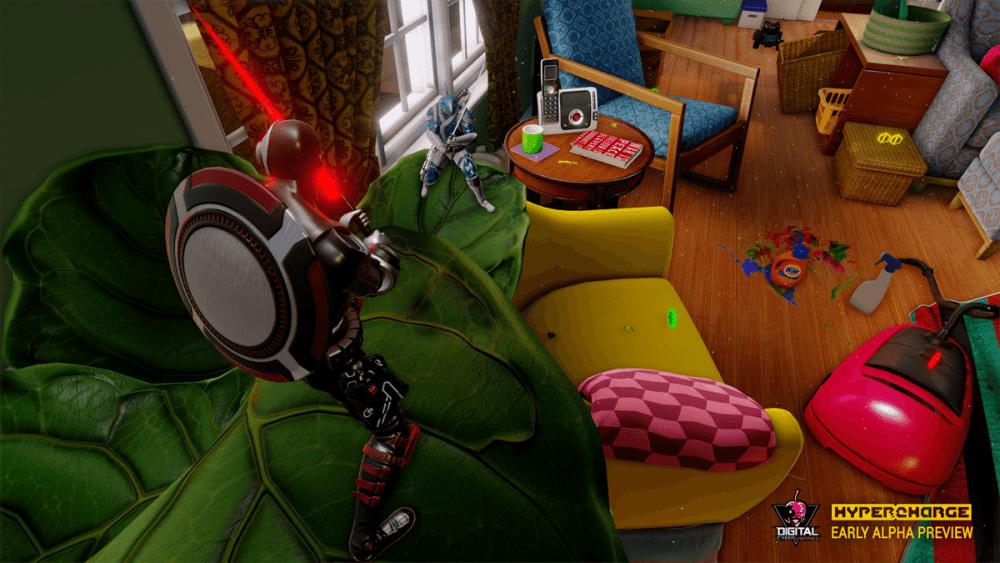 'Hypercharge' Video Game Screenshot