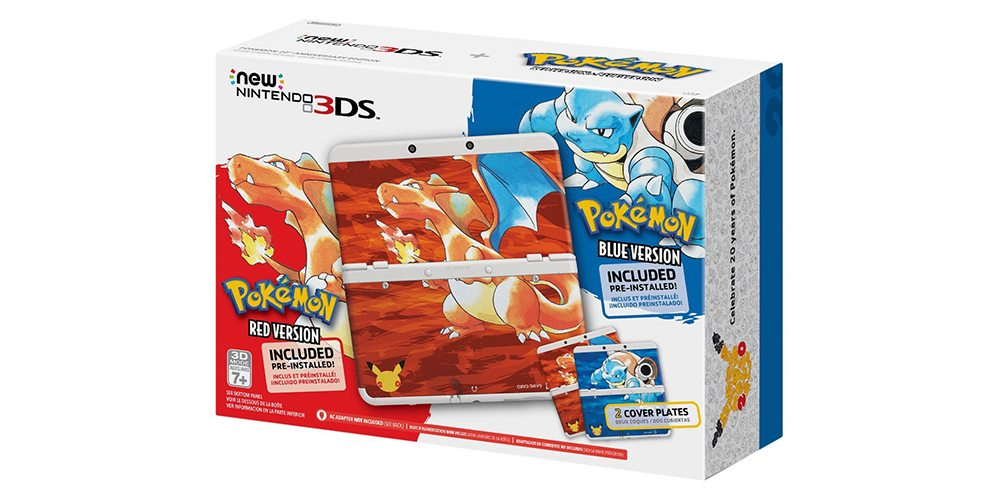 Pokémon New Nintendo 3DS