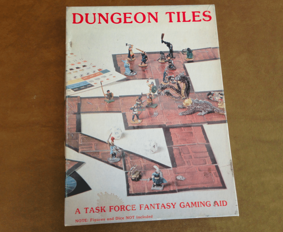 Dungeon Tiles Box