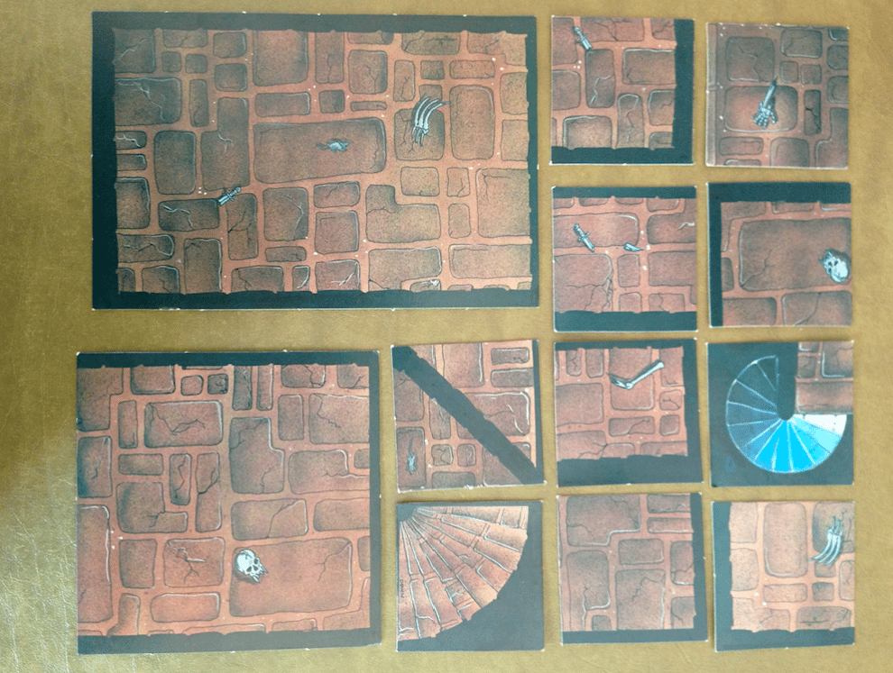 Dungeon Tiles Sample 1