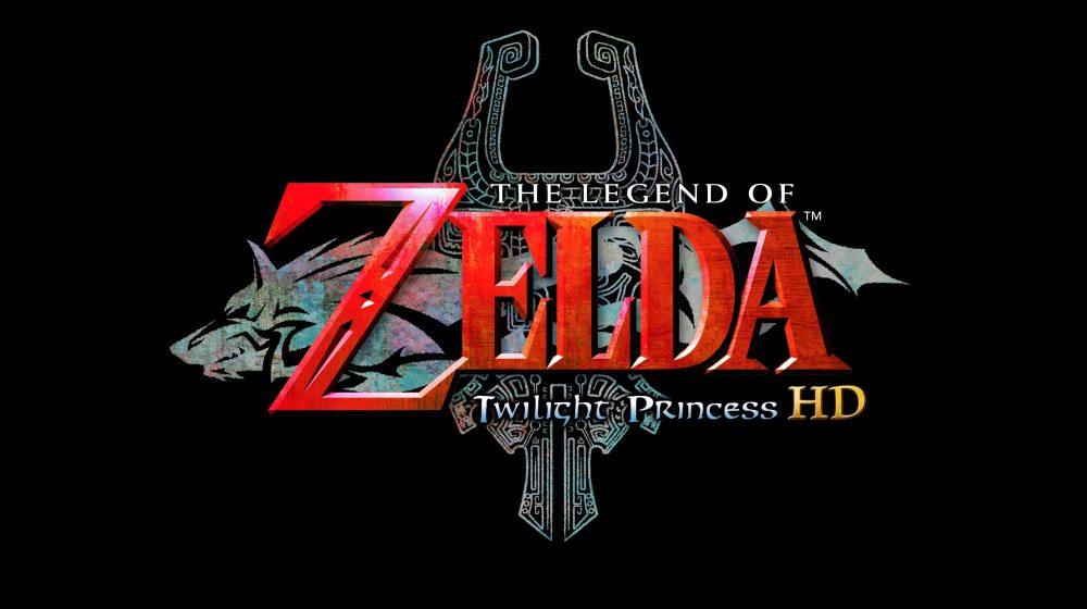 LoZ Twilight Princess HD logo