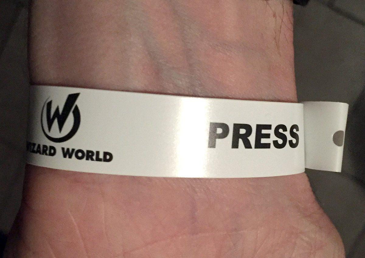 WizardWorldPortland-Wristband