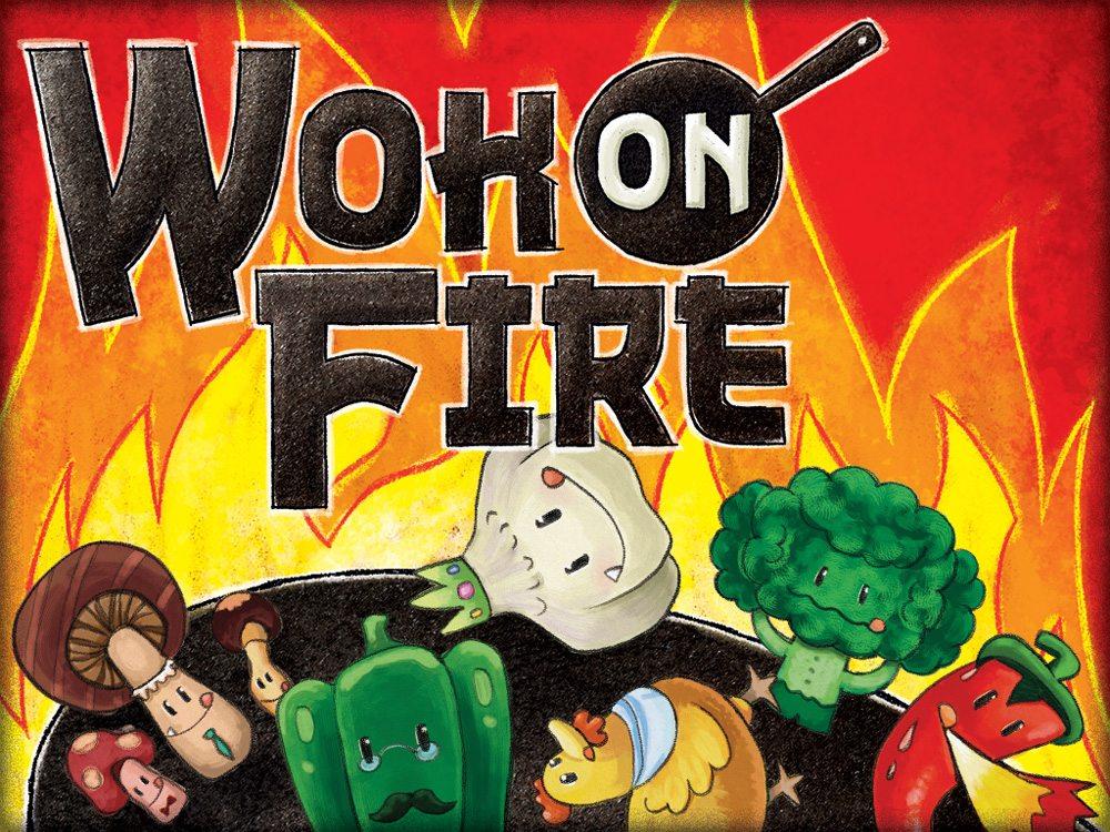 Wok on Fire!