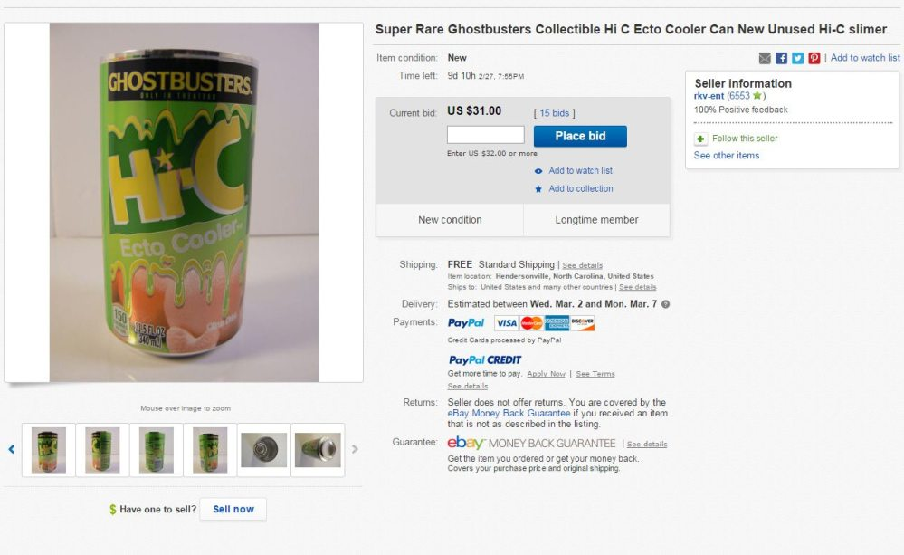 ectocoolerauction
