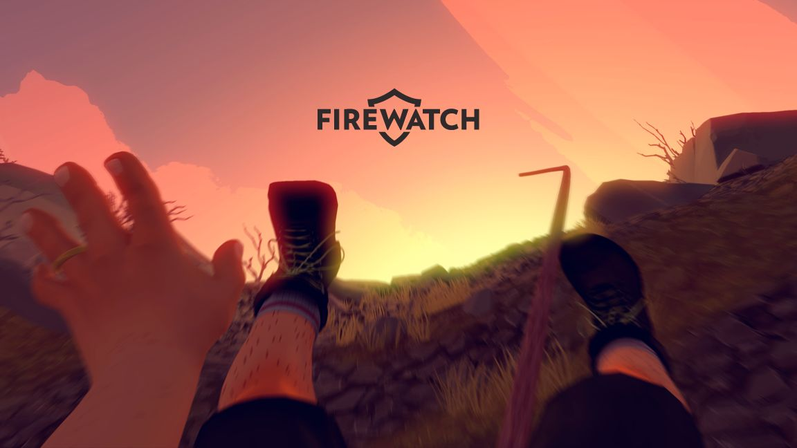 Hero takes a fall in Firewatch