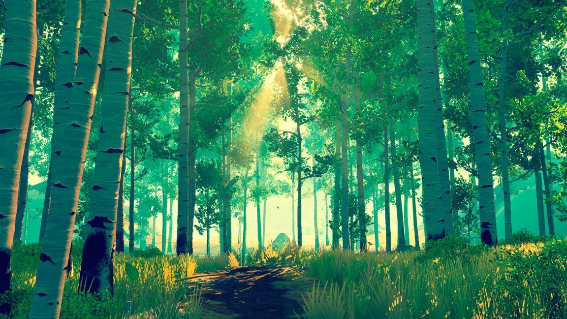 Firewatch: Forest