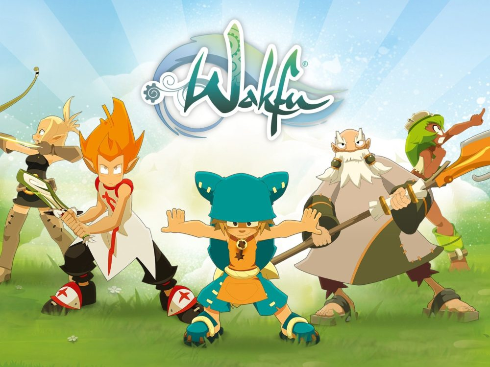 Check out Wakfu: The Animated Series on Netflix.