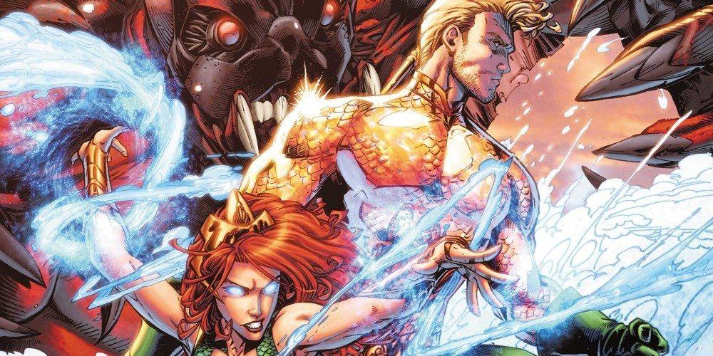 Cover of Aquaman #50, copyright DC Comics