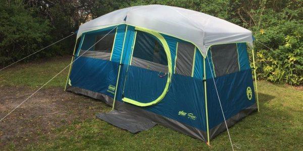 Coleman Tenaya Lake 6 person Fast Pitch Tent \ Image: Dakster Sullivan