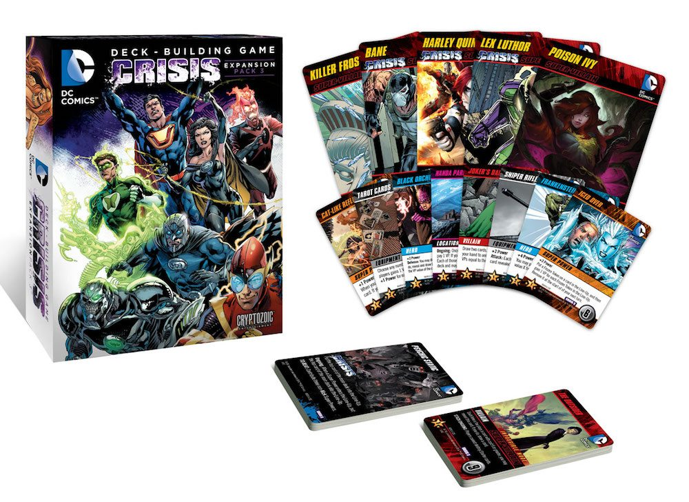 DC Crisis Expansion 3