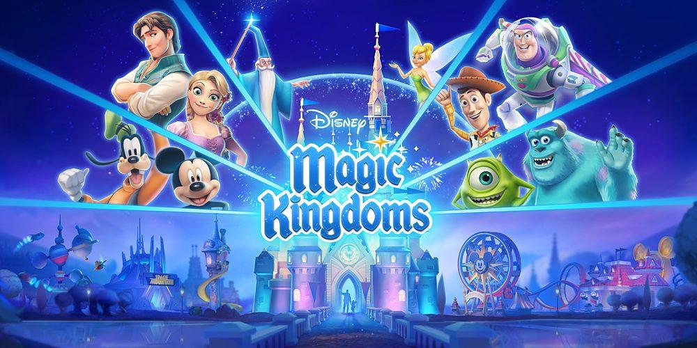 Disney Magic Kindoms © Disney