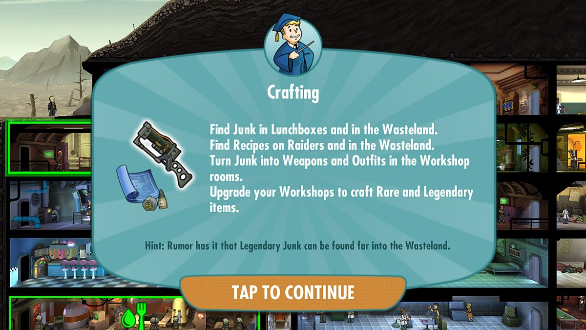 FalloutShelter-Crafting