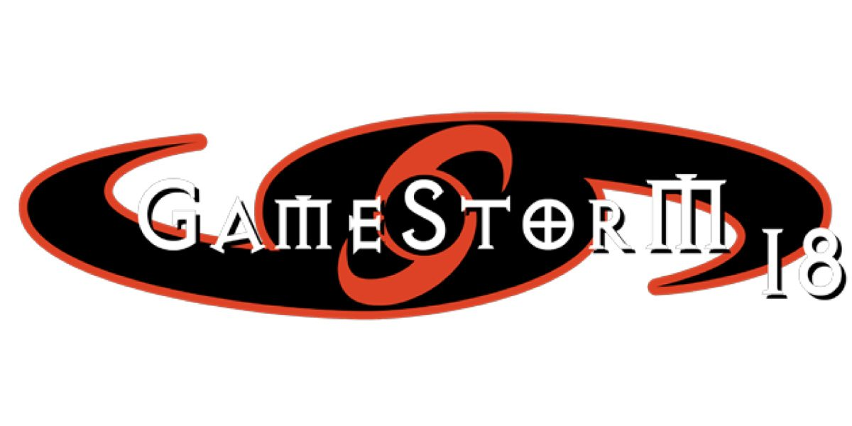 Gamestorm 18 Logo