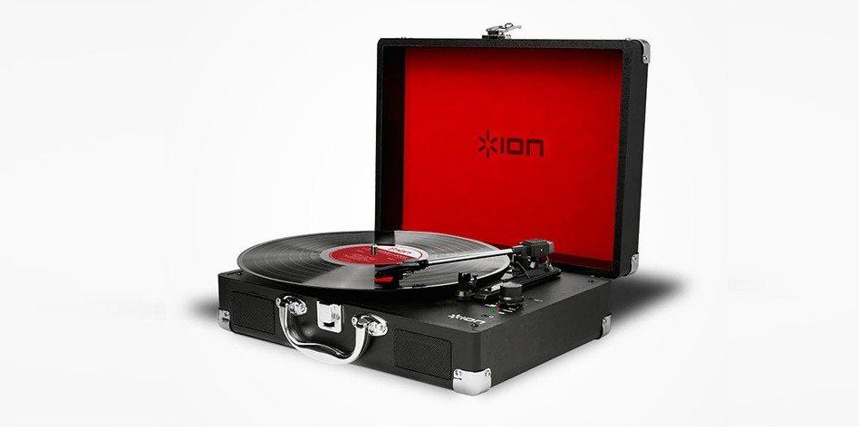 ION Vinyl Motion 3-Speed Turntable
