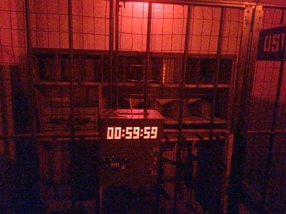 Labyrinth PDX bunker