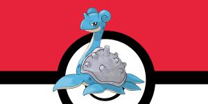 Pokemon image: Nintendo, Background and arrangement: Rory Bristol