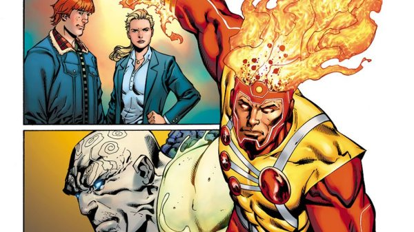 DC's Legends of Tomorrow, image copyright DC Comics