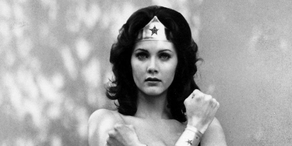 Lynda Carter as Wonder Woman. Image courtesy Wikimedia.org.