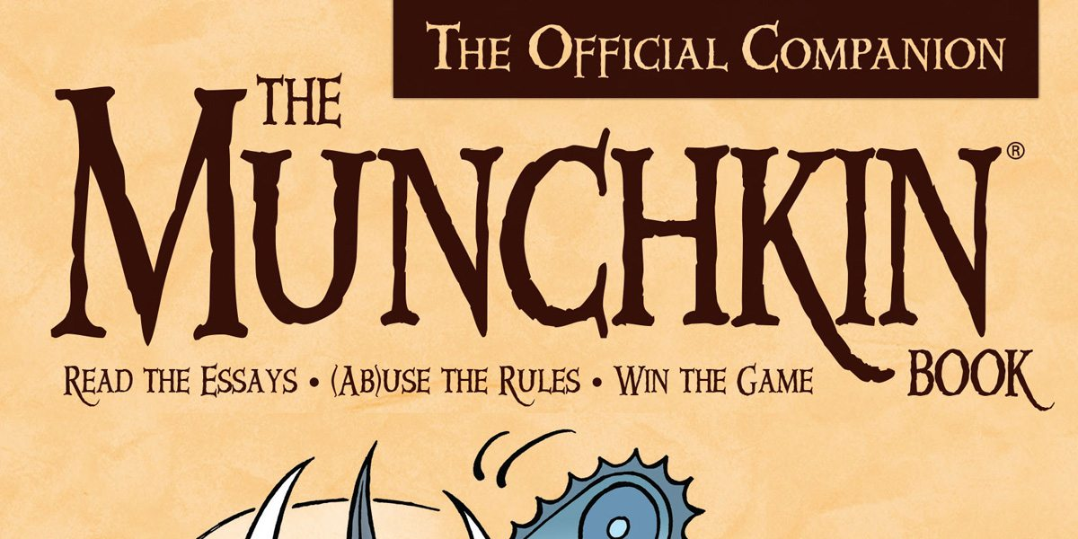 Munchkin Book Featured