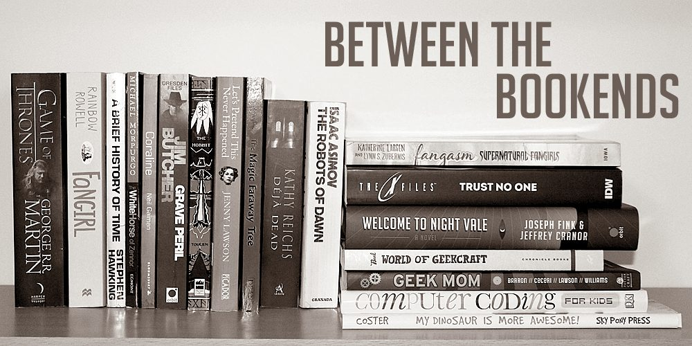 Between the Bookends Header © Sophie Brown