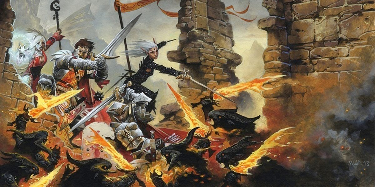 Pathfinder Adventure Card Game Sword of Valor