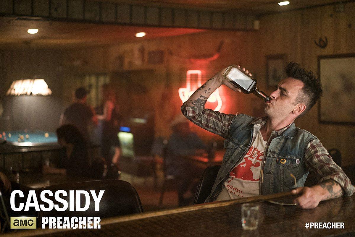 Preacher - Cassidy