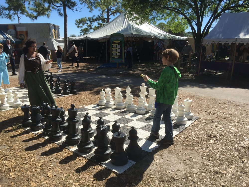 Ren Festival Chess Dakster Sullivan