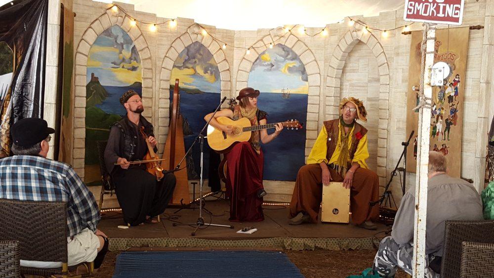 Ren Festival Musicians \ Image: Dakster Sullivan