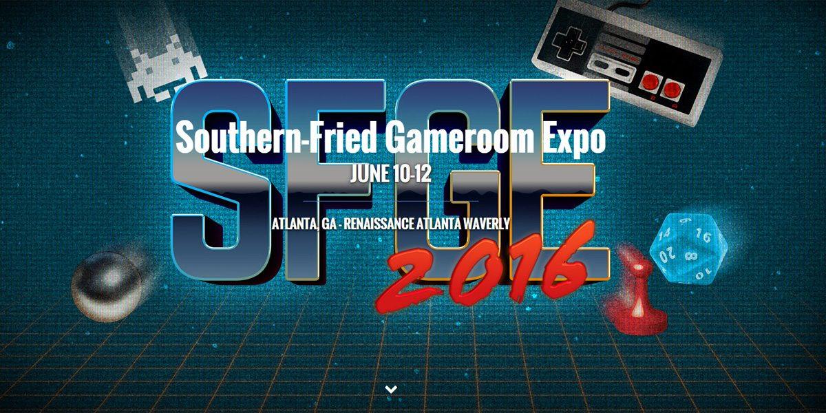 GeekDad sponsors Southern-Fried Gameroom Expo